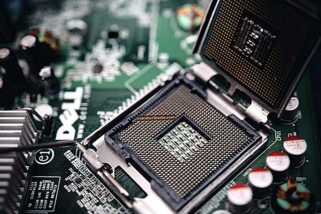 Fix: SearchProtocolHost.exe Høj CPU-brug