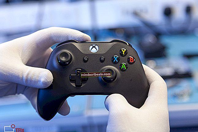 Sådan løses Xbox One-controller, der ikke opretter forbindelse til konsol
