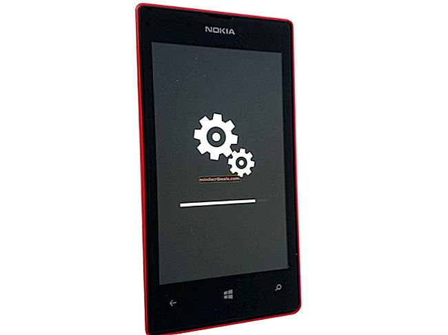 Nokia Lumia 520 Fabriksindstilling