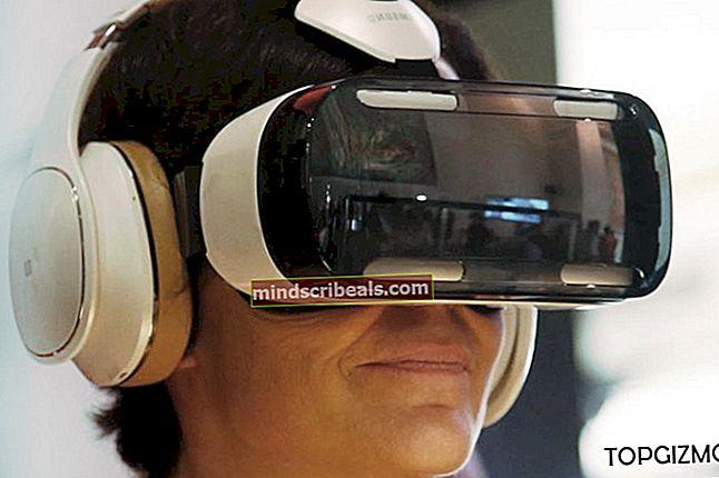 Fix: 'Plugin er stoppet' på Samsung Gear Smart ure
