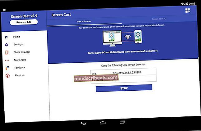 Sådan castes din Android-skærm til din pc