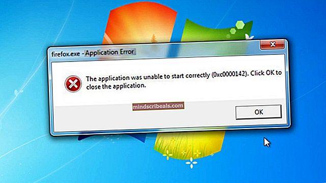 Korjaus: Windows-sovelluksen virhekoodi 0x0000022