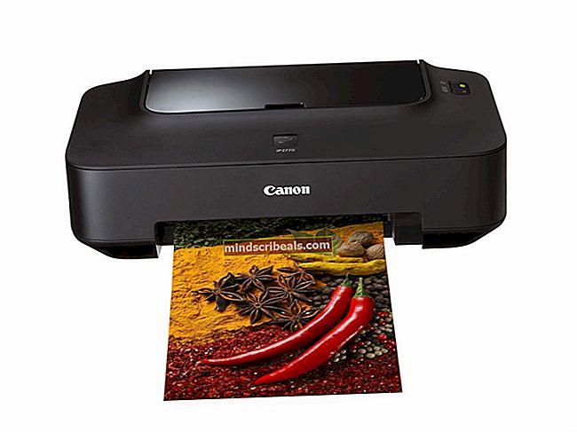 Asenna Canon MX860 langattomasti tulostimen ohjauspaneelin avulla
