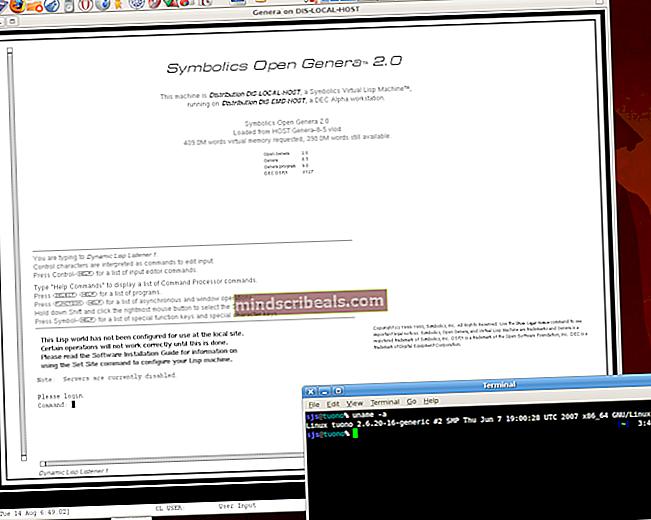 Jak zobrazit obsah textového souboru z příkazového řádku systému Linux