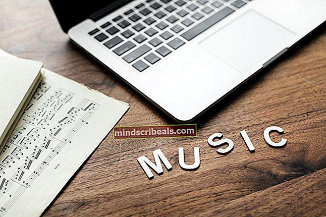 Fix: Sonos kunne ikke tilføje musikmappen