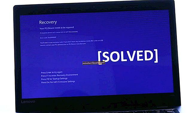Sådan rettes Blue Screen of Death Error 0xc0000428