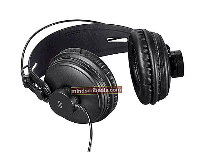 Monoprice Modern Retro Over Ear Headphones Review