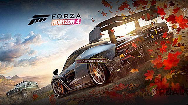 Sådan løses Forza Horizon 4 Game Crash på Windows 10?