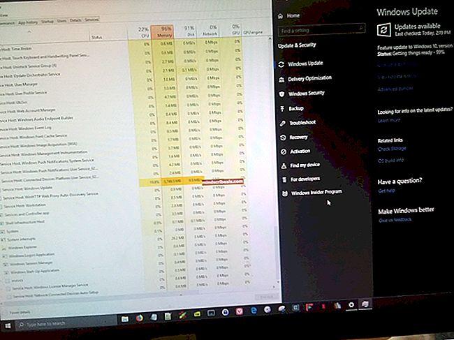 Sådan rettes Windows Update fejl 0xc80003f3