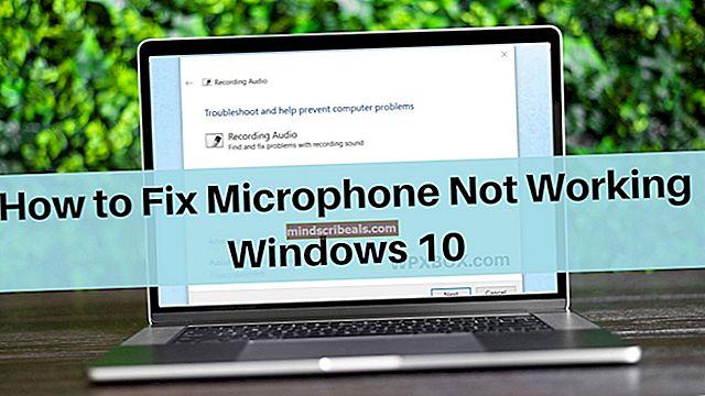 Sådan løses problemer med Windows 10-pin, når du logger ind