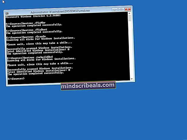 Fix: chkdsk kan ikke låse den aktuelle drevfejl