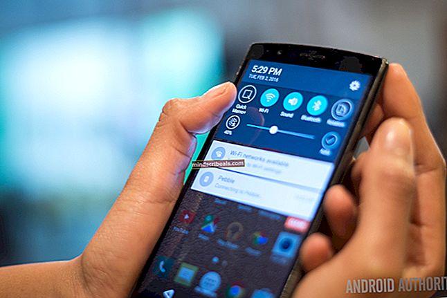 Sådan tager du et skærmbillede af SnapChat på din Android-telefon