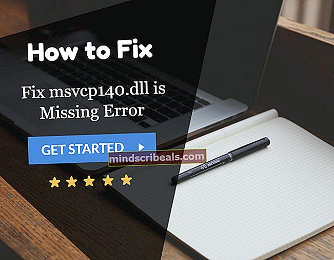 Fix: Skype-fejl MSVCP140D.dll mangler