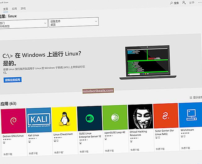 Hvordan løses 'Windows Subsystem For Linux has no Installed Distributions' Fejl?
