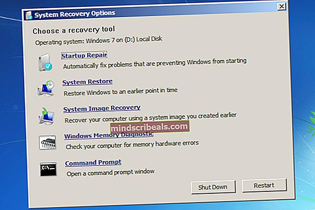 Fix: Enheden er ikke klar i Windows 7, 8 og 10