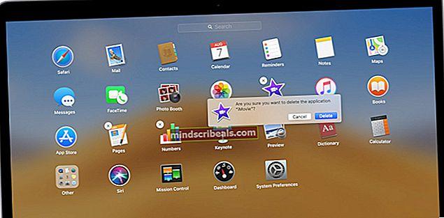 Πώς να ελαχιστοποιήσετε όλες τις εφαρμογές σε macOS;