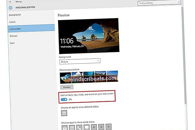 Sådan deaktiveres bip ved fejl i Windows 7, 8 og 10