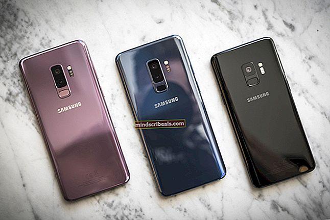 Ultimate Samsung S9 og S9 + Debloat Guide