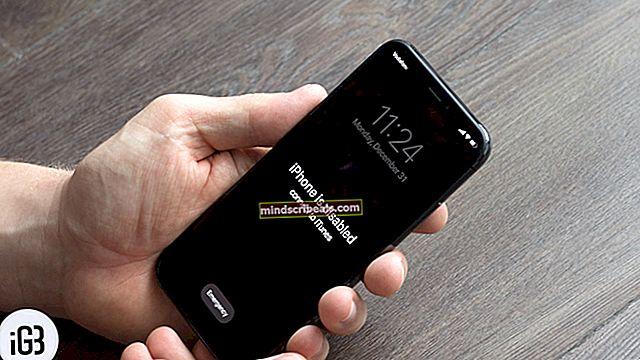Sådan løses fejl OxE8000015, når du tilslutter iPhone?