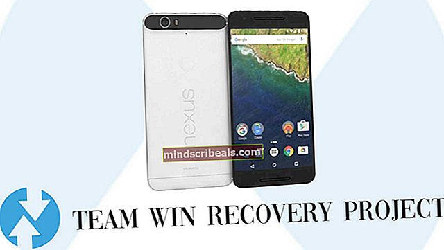 Sådan rodfæstes Huawei Nexus 6P