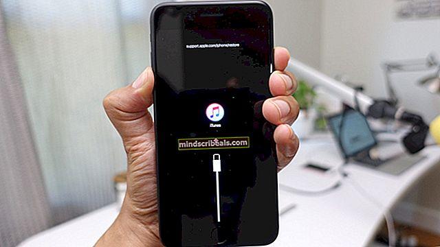 Sådan løses 'iPhone kunne ikke opdateres. Fejl 14 'under opdatering af iPhone?